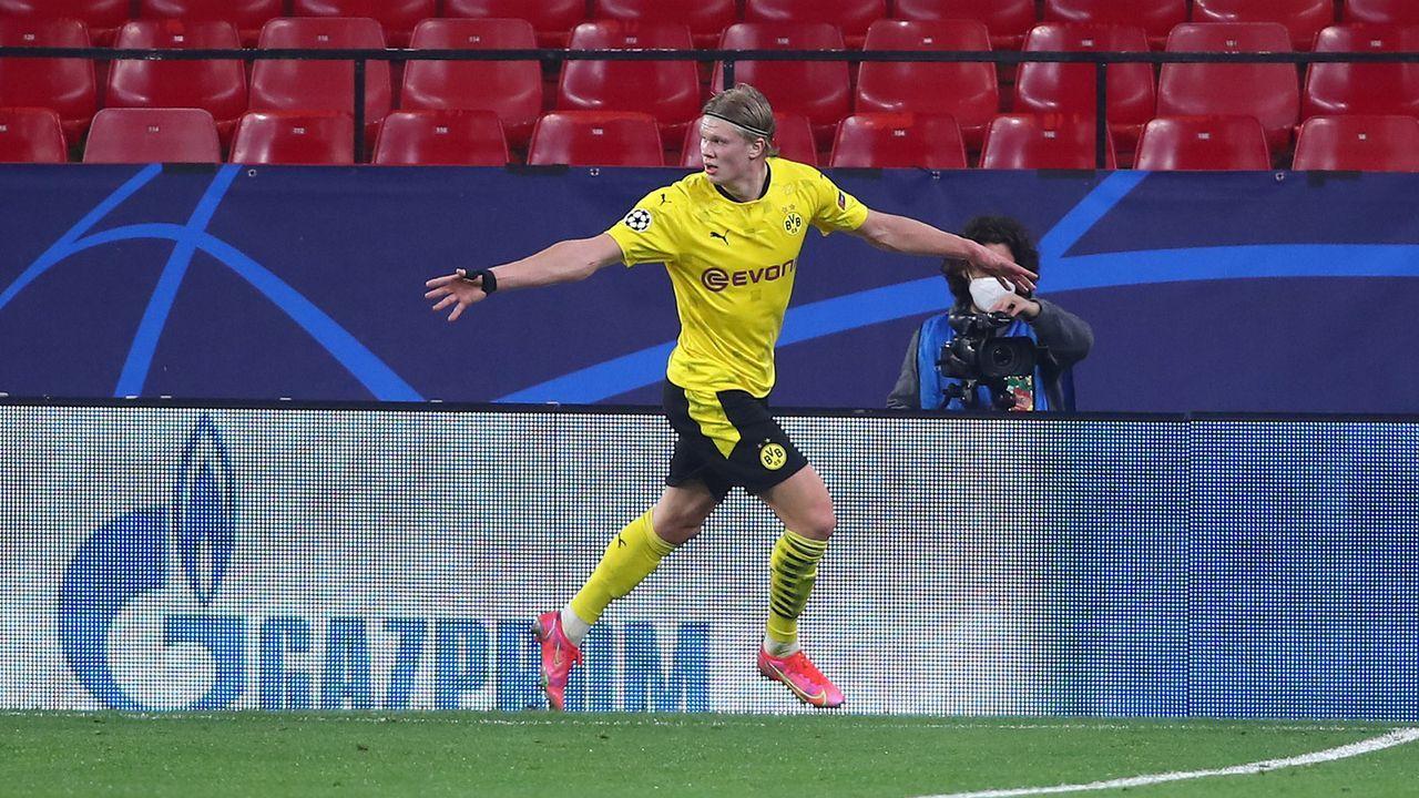 Erling Haaland (Borussia Dortmund) - Bildquelle: 2021 Getty Images