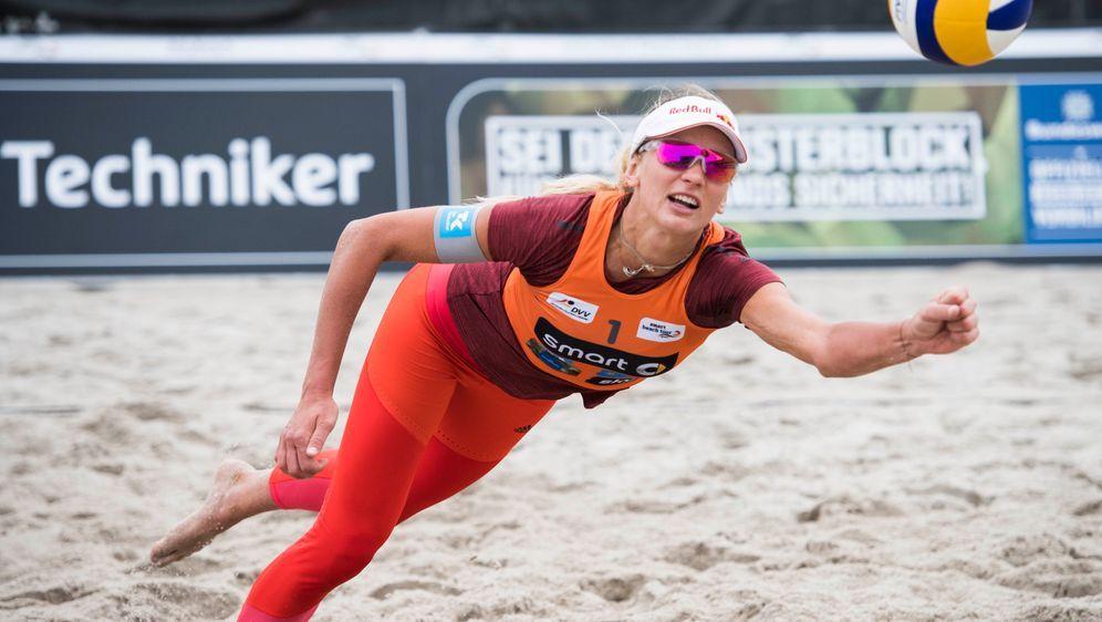 Die Techniker Beach Tour gibt es live auf ProSieben MAXX, ran.de und sportde...