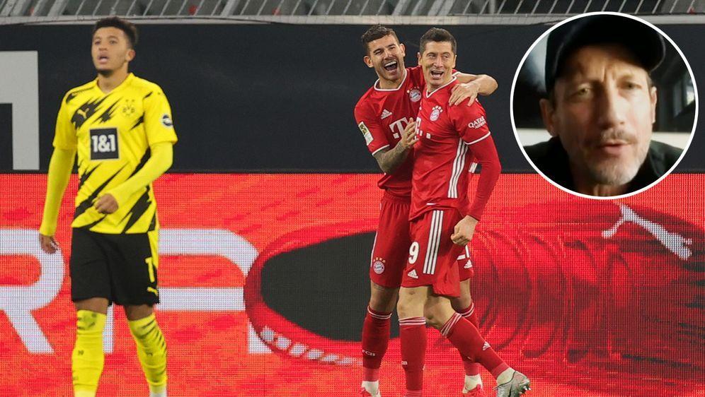 Tatort-Kommissar und BVB-Fan Wotan Wilke Möhring hat sich in der ran-Webshow... - Bildquelle: Getty Images