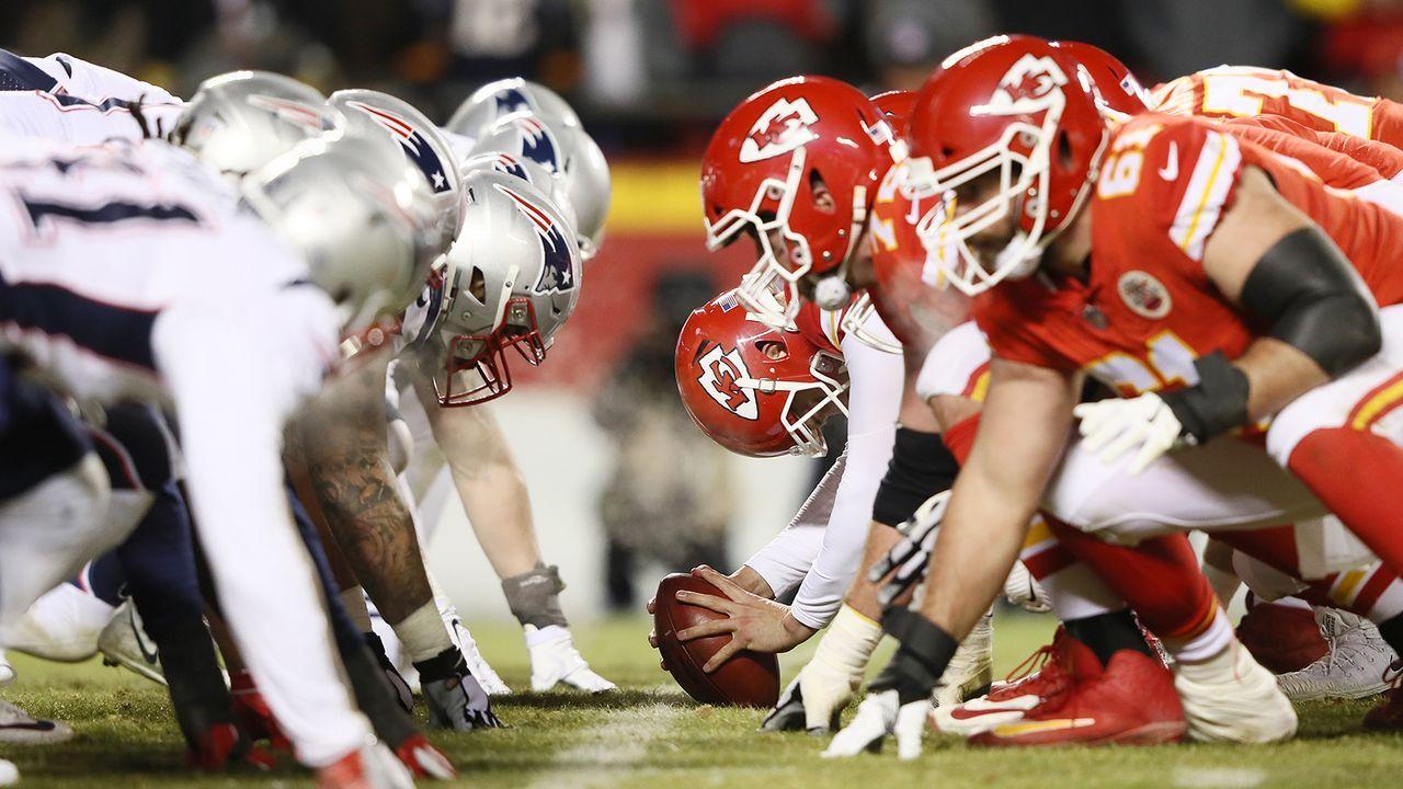 Woche 14 : Kansas City Chiefs at New England Patriots - Bildquelle: 2019 Getty Images