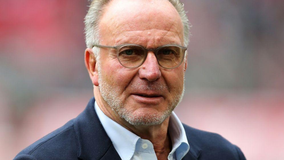 Karl-Heinz Rummenigge lobt RB Leipzig - Bildquelle: FIROFIROSIDfiro SportphotoMarcel Engelbrecht