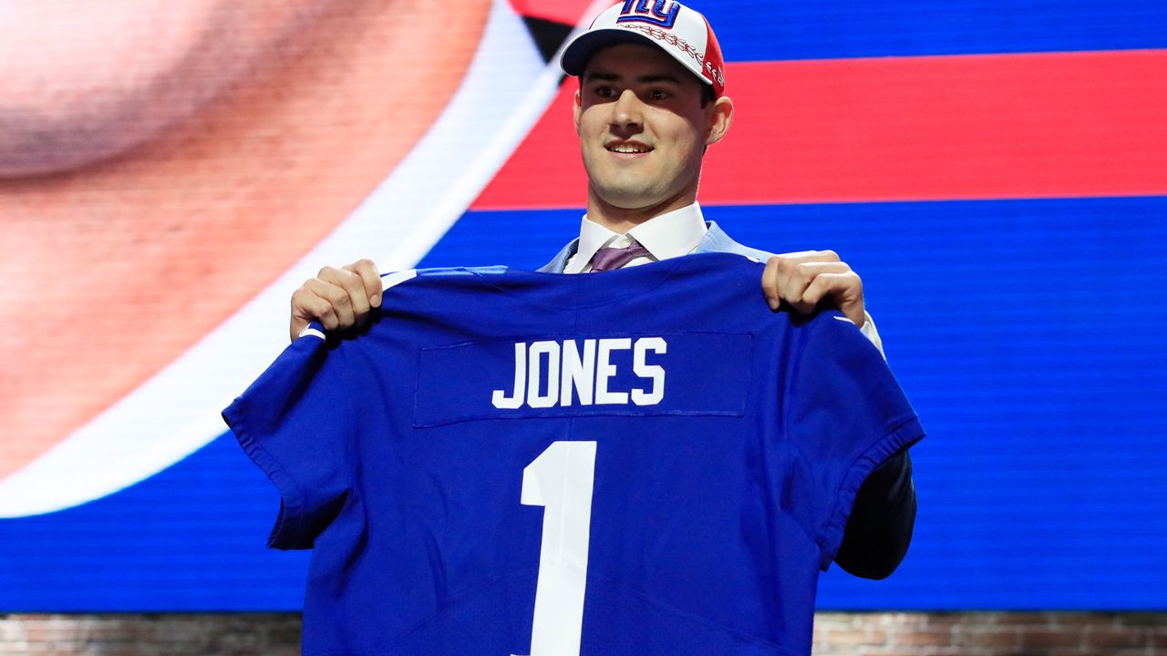 Draft Pick 6: New York Giants - Bildquelle: Getty