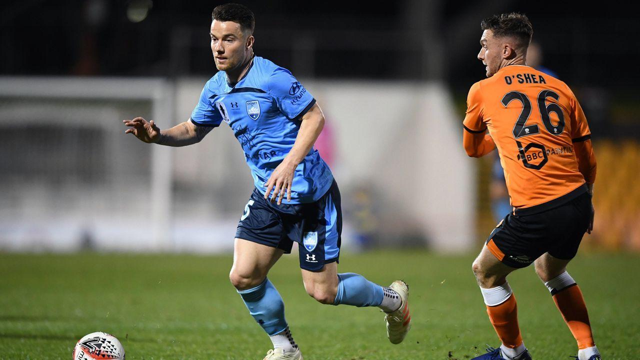 Alexander Baumjohann (Sydney FC) - Bildquelle: imago images / AAP