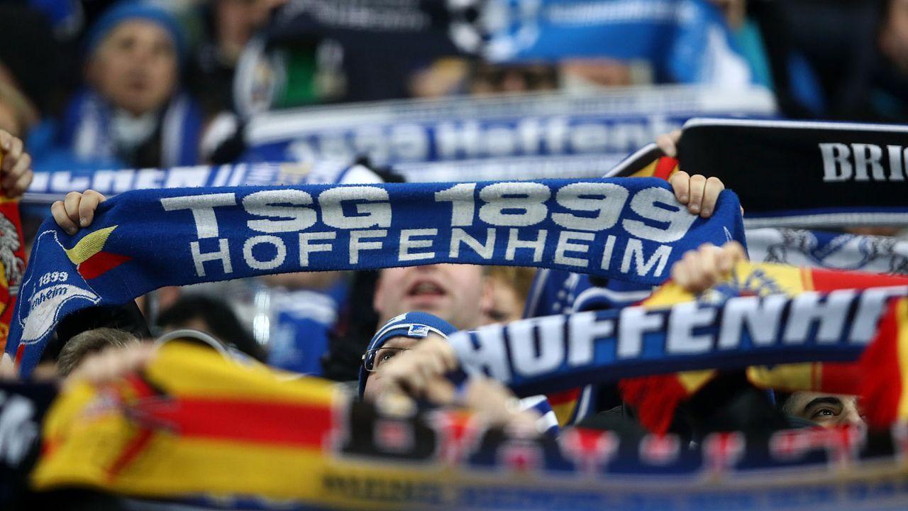 Platz 7: TSG 1899 Hoffenheim (PreZero Arena)  - Bildquelle: 2019 Getty Images