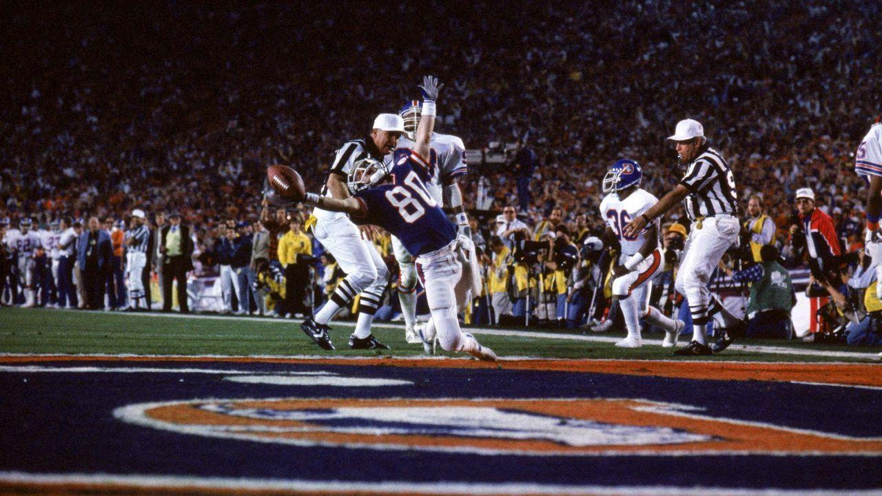 1. Spieltag - Super Bowl XXI Rematch: Denver Broncos vs. New York Giants - Bildquelle: getty