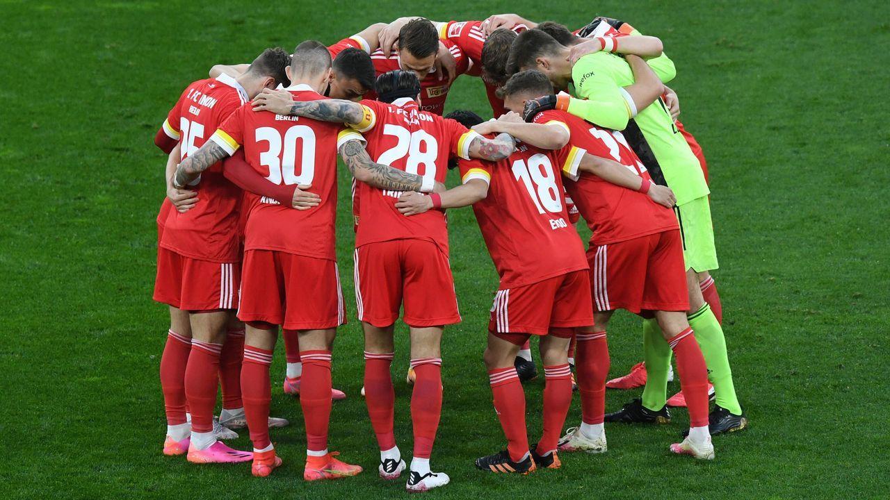 Überraschung der Saison: Union Berlin - Bildquelle: © Revierfoto