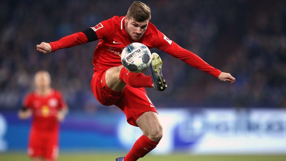 Timo Werner glaubt gut zum FC Liverpool zu passen - Bildquelle: Getty Images