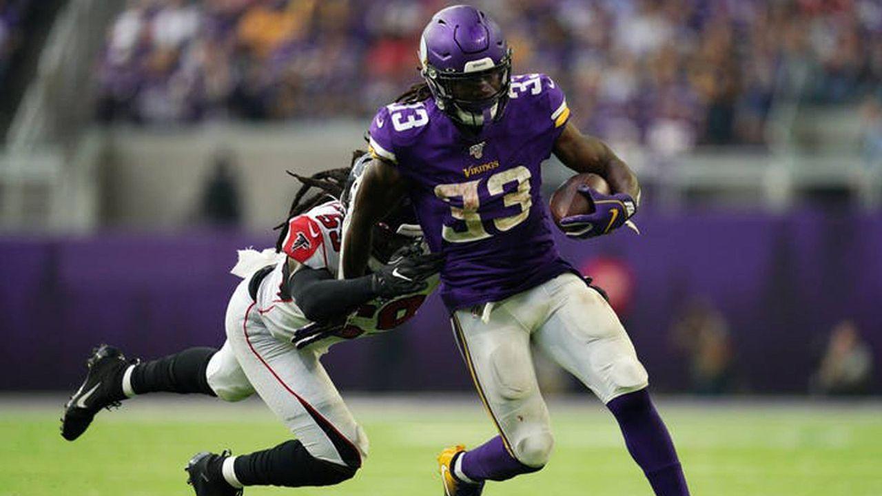 Rushing Offense: Minnesota Vikings - Bildquelle: imago images / ZUMA Press