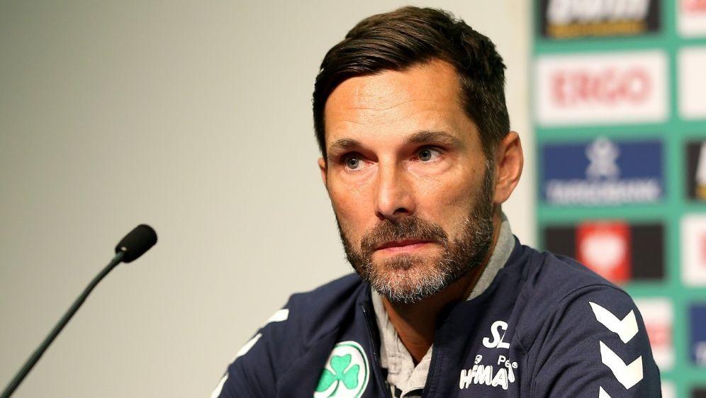 Trainer Stefan Leitl verlängert in Fürth - Bildquelle: FIROFIROSID