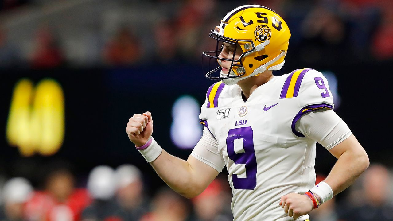 7. LSU Tigers - Bildquelle: 2019 Getty Images