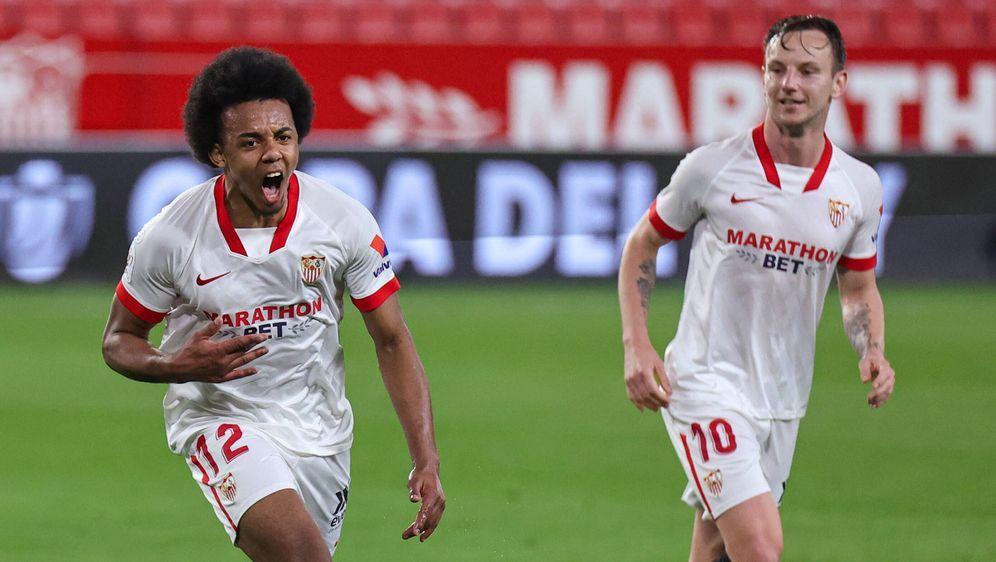 Wollen mit dem FC Sevilla in das Champions-League-Viertelfinale einziehen: J... - Bildquelle: Imago Images
