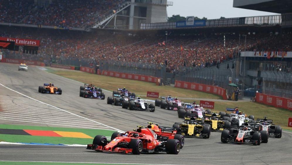 Die Formel 1 kommt am 28. Juli 2019 zum Deutschland GP - Bildquelle: PIXATHLONPIXATHLONSIDOctane