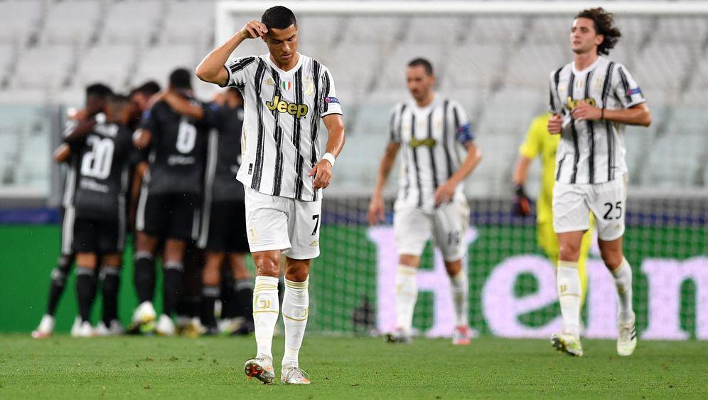 Ronaldos zwei Tore reichten nicht aus - Bildquelle: Getty Images