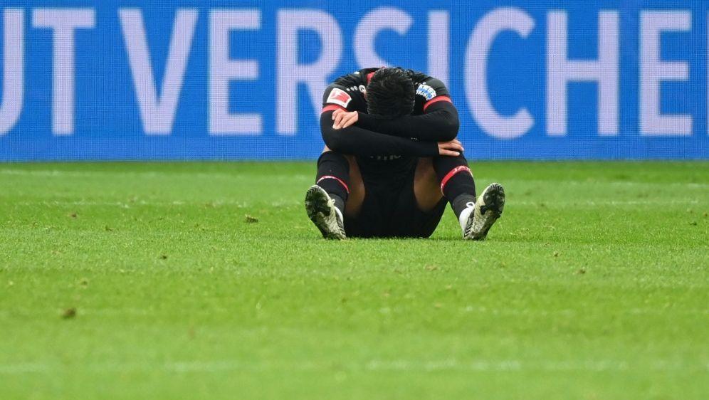 Leverkusen wird die Königsklasse wohl verpassen - Bildquelle: AFPPOOLSIDINA FASSBENDER