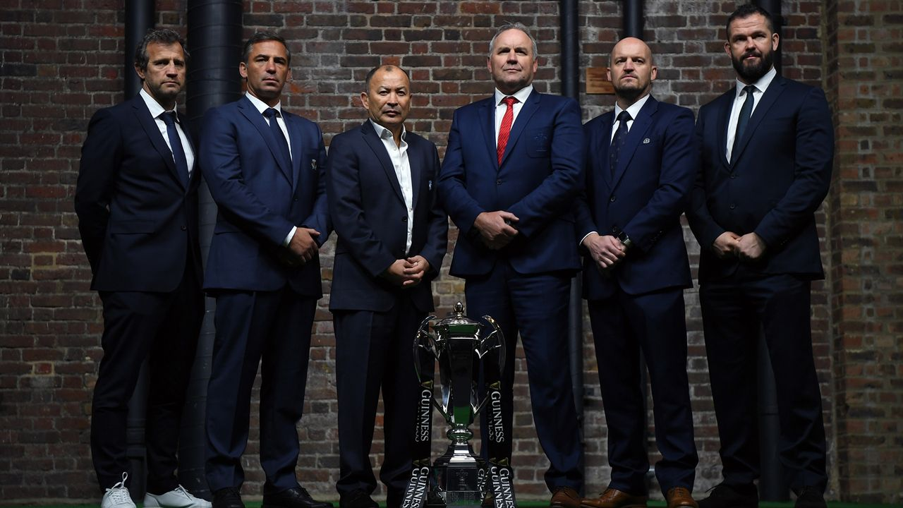 Favoritencheck zur Rugby Six Nations 2020 - Bildquelle: 2020 Getty Images