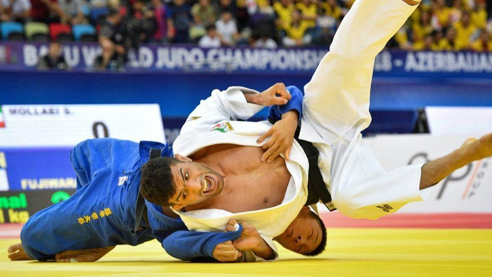 IJF hebt Sperre gegen iranischen Judoverband auf - Bildquelle: AFPSIDMLADEN ANTONOV