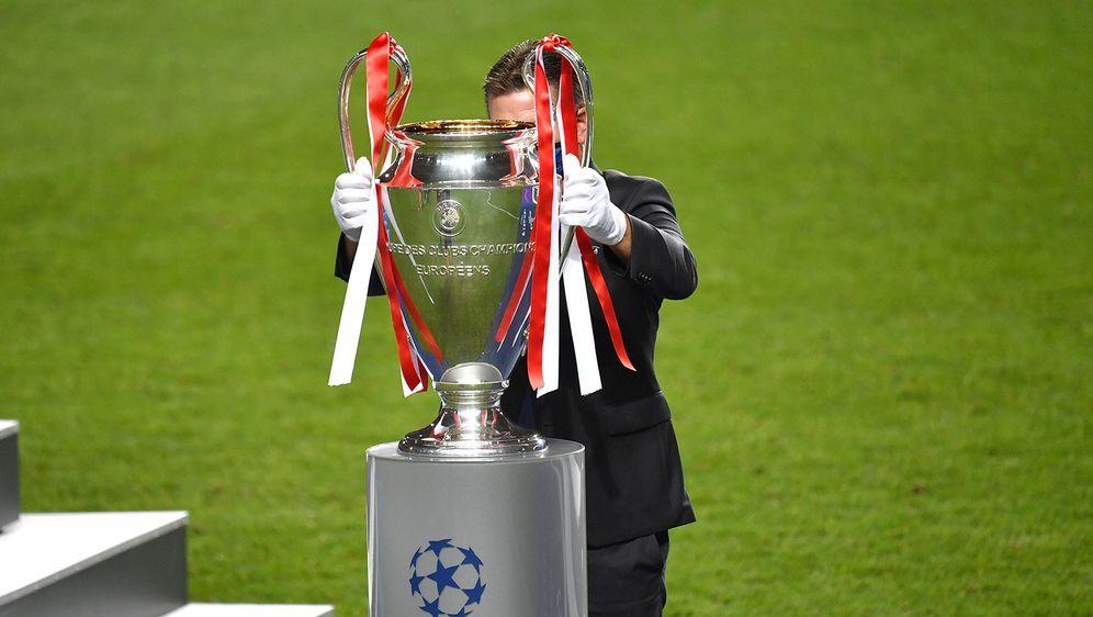 Wird die Super League bald die Champions League ablösen? - Bildquelle: SVEN SIMON/ Frank Hoermann/ Pool
