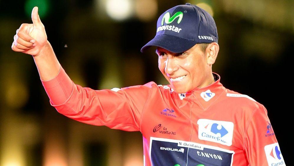 Vuelta Sieger