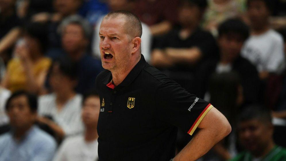Henrik Rödl ist derzeit deutscher Nationaltrainer - Bildquelle: AFPSIDCHARLY TRIBALLEAU