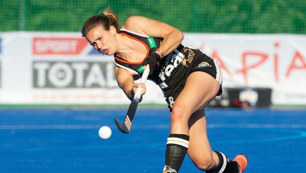 Die deutschen Hockey-Frauen verloren in Buenos Aires - Bildquelle: PIXATHLONPIXATHLONSID