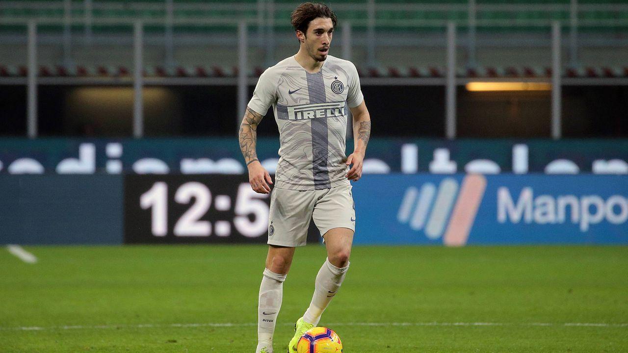 Sime Vrsaljko (Inter Mailand) - Bildquelle: imago/ZUMA Press