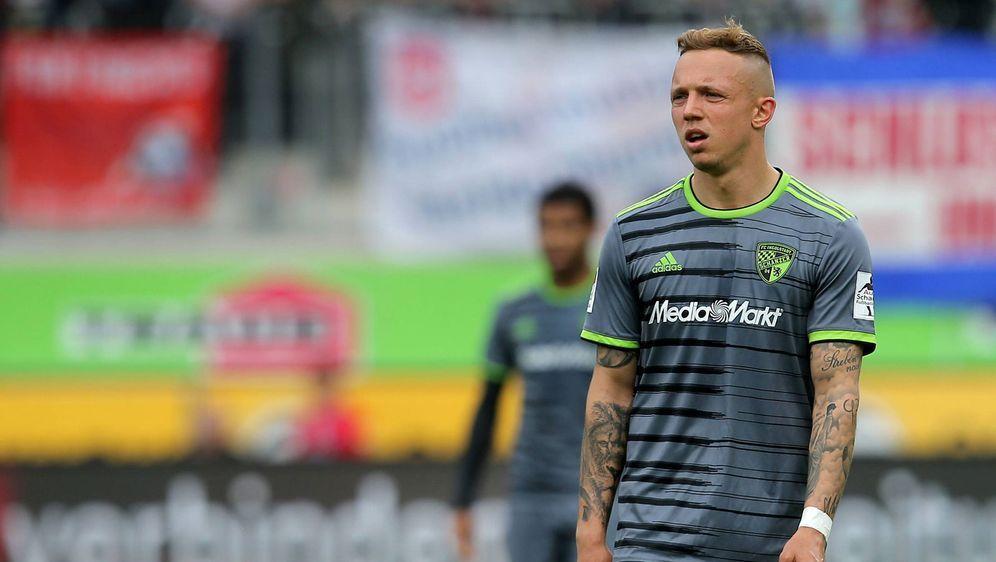 Sonny Kittel wechselt ablösefrei zum HSV - Bildquelle: imago 2019