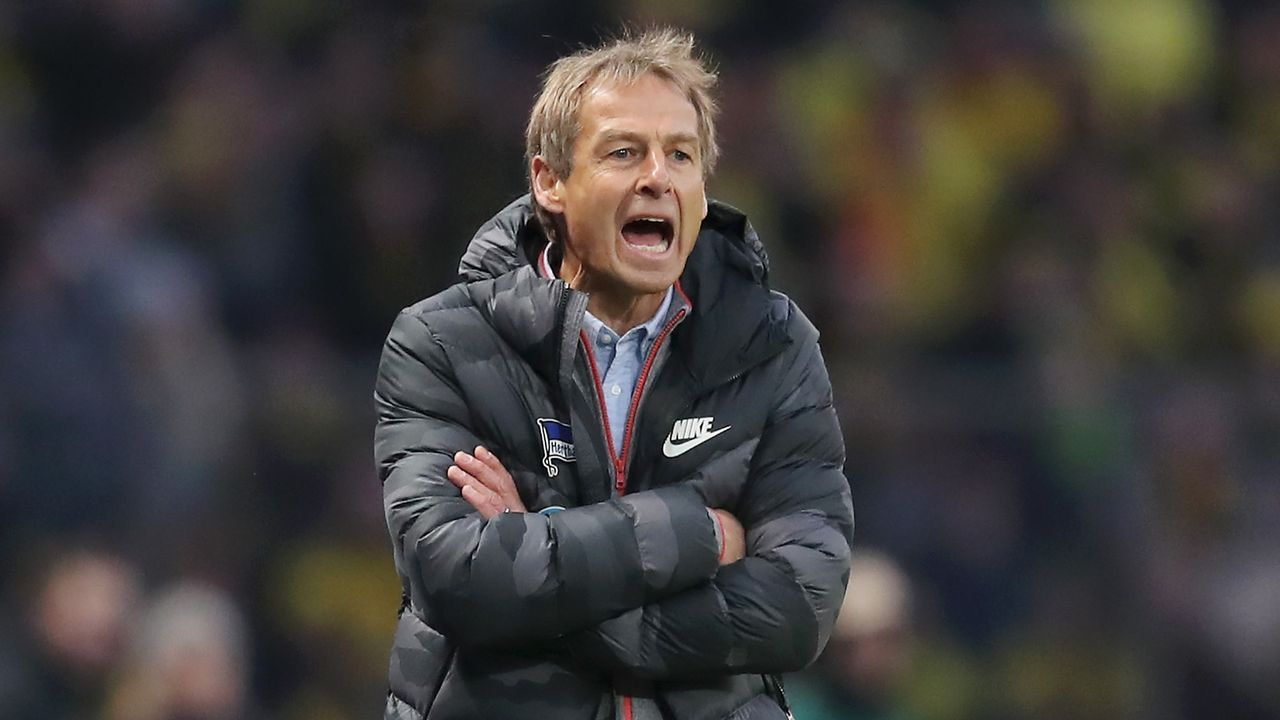 Doppelschlag für Klinsmann - Bildquelle: getty images