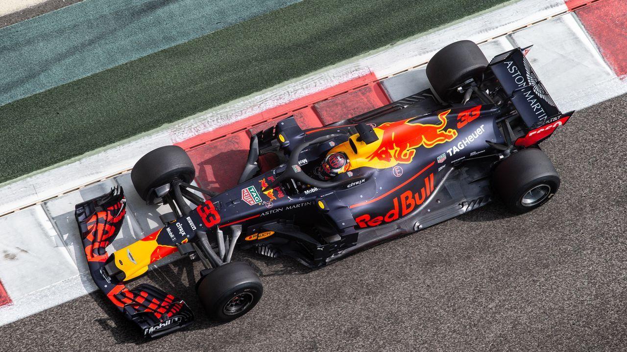 Red Bull RB15 (2019) - Bildquelle: 2018 Getty Images