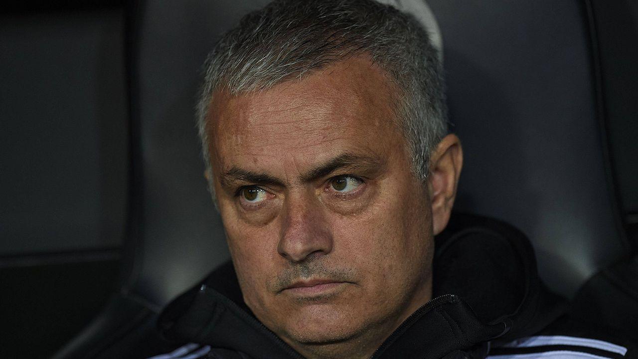 Platz 1: Jose Mourinho (vereinslos) - Bildquelle: imago/Pro Shots