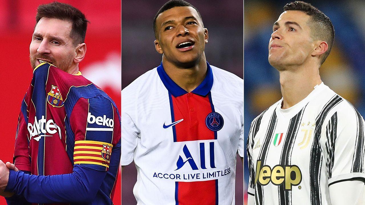 Diese Superstars könnten im Sommer den Verein wechseln - Bildquelle: Getty Images