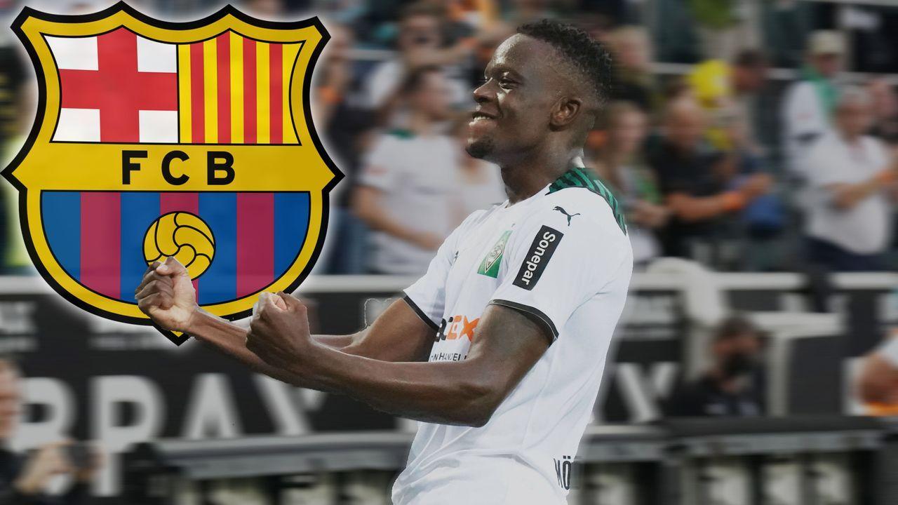 Denis Zakaria (Borussia Mönchengladbach) - Bildquelle: Imago