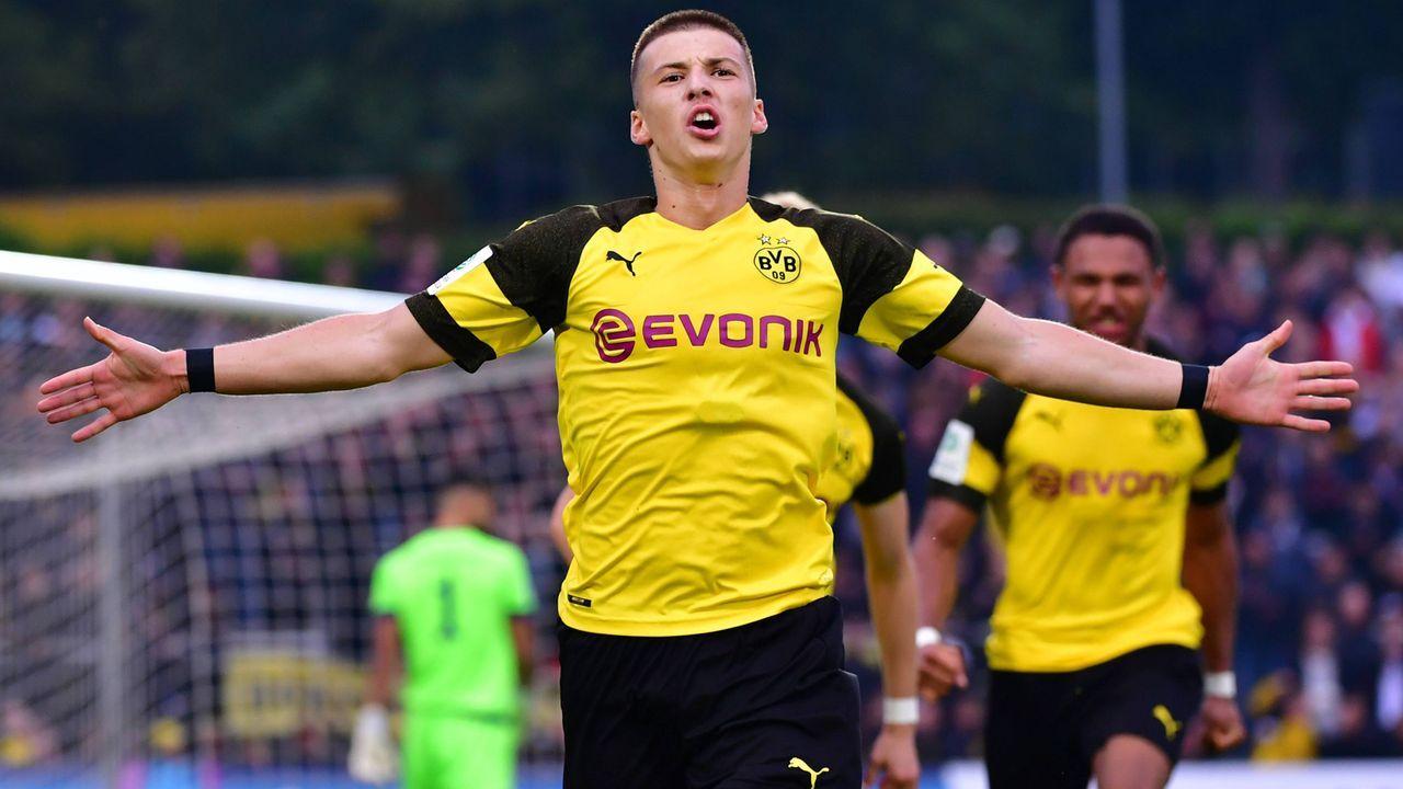 Tobias Raschl (Borussia Dortmund) - Bildquelle: imago images / Revierfoto
