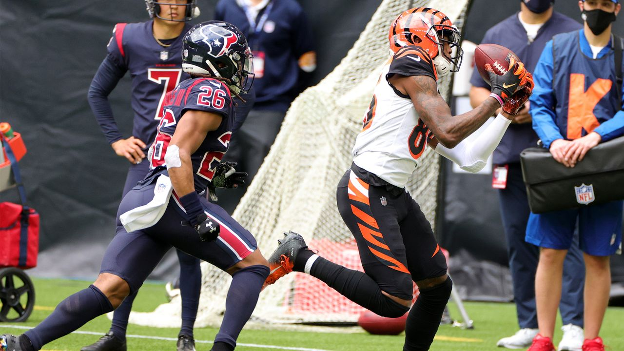 Meiste Catches eines Rookie-Receivers der Cinncinati Bengals - Bildquelle: 2020 Getty Images