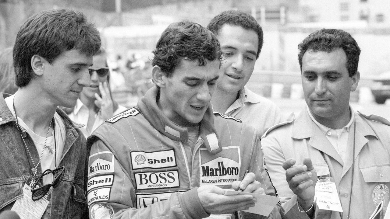 Ayrton Senna: Als die Formel 1 ihre Seele verlor - Bildquelle: imago sportfotodienst