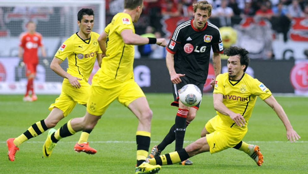 Live Ticker Dortmund Leverkusen
