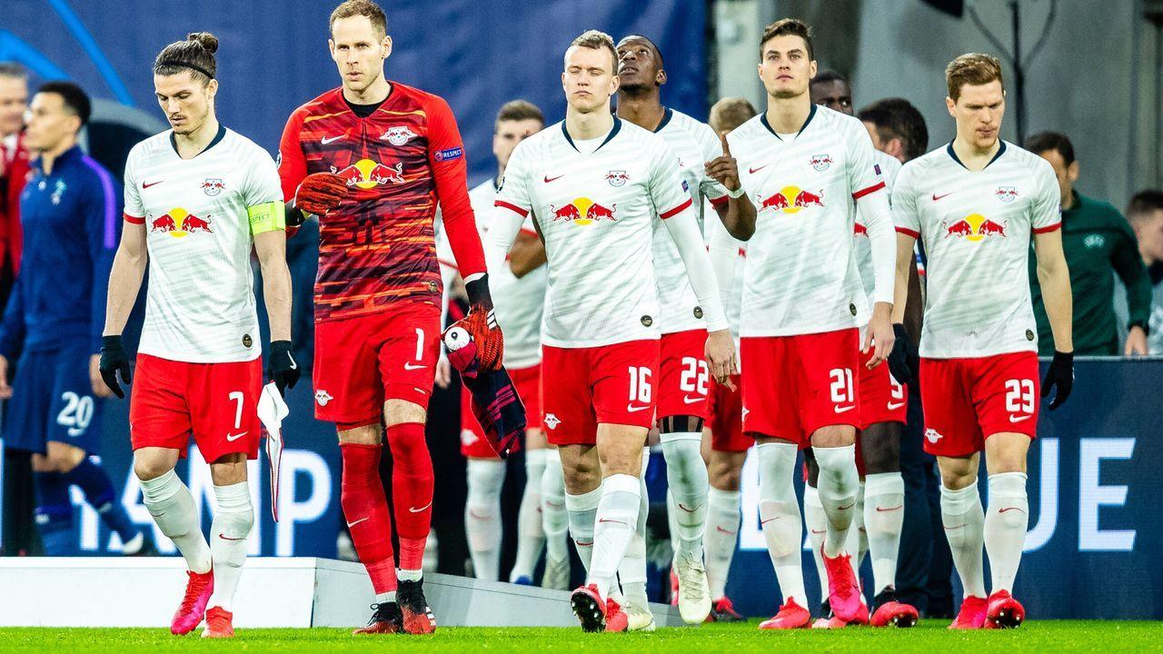 RB Leipzig - Bildquelle: imago images/Hartmut Bösener