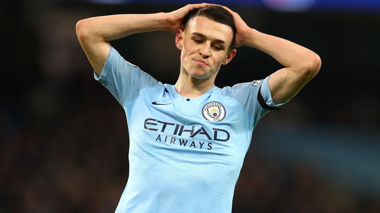 Phil Foden (Manchester City) - Bildquelle: 2019 Getty Images