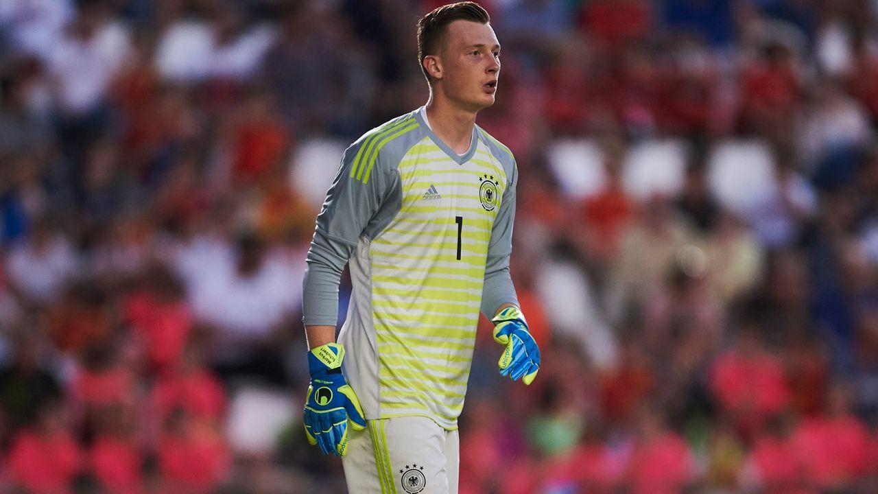 Tor: Markus Schubert (Eintracht Frankfurt) - Bildquelle: 2019 Getty Images