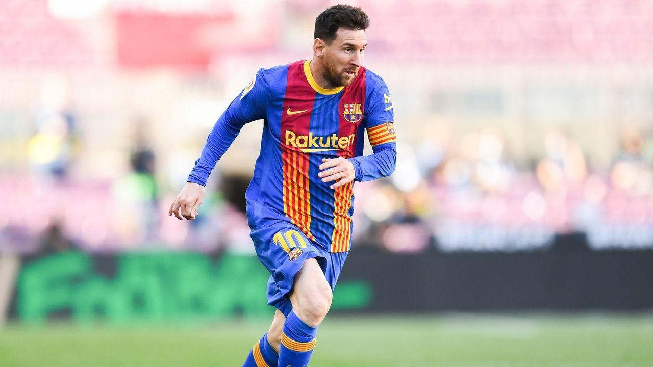 FC Barcelona - Bildquelle: Getty