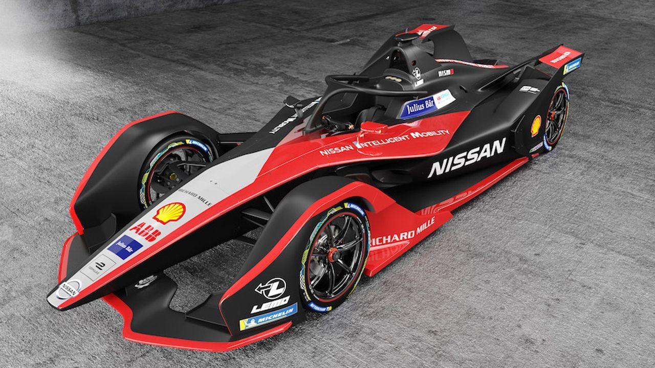 Nissan e.dams - Bildquelle: FIA Formula E