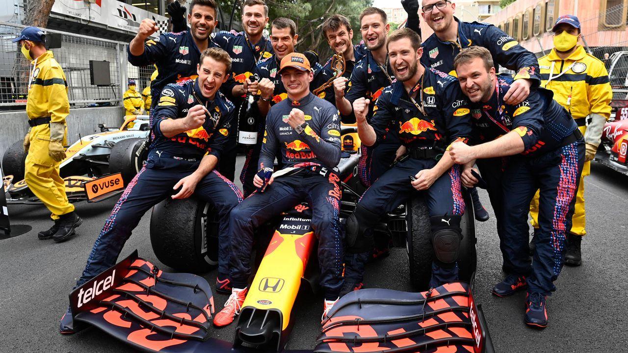 Gewinner: Max Verstappen - Bildquelle: imago images/Motorsport Images