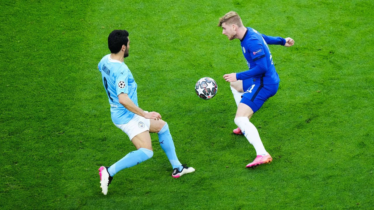 Ilkay Gündogan (Manchester City) - Bildquelle: imago images/Shutterstock