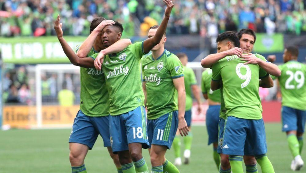 Seattle holt zum zweiten Mal den Titel in der MLS - Bildquelle: AFPGETTYSIDAbbie Parr