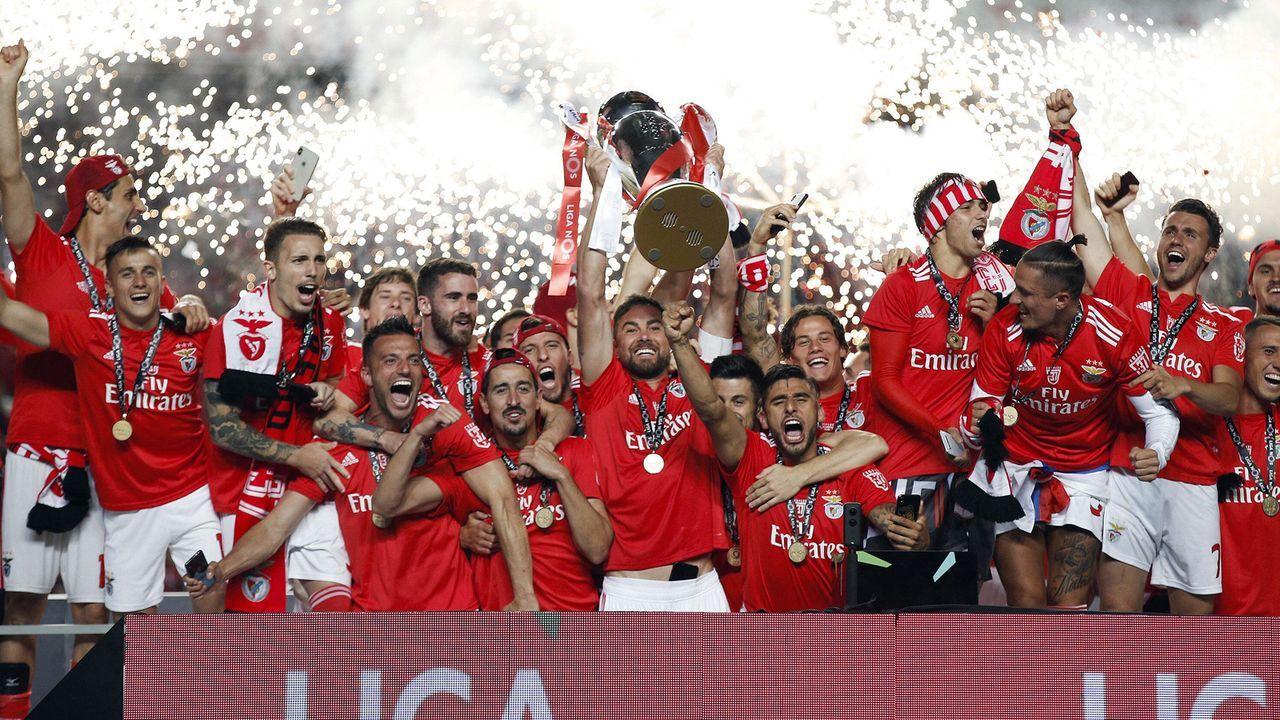 Benfica Lissabon - Bildquelle: imago images / ZUMA Press