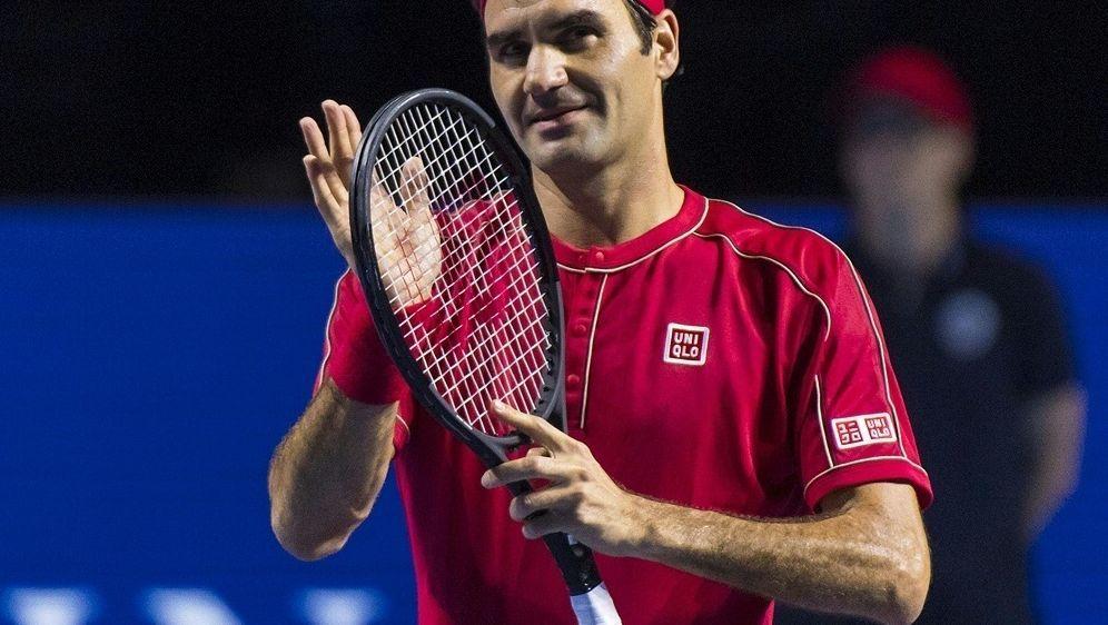 Roger Federer bekommt in der Schweiz eigene Gedenkmünze - Bildquelle: PIXATHLONPIXATHLONSID