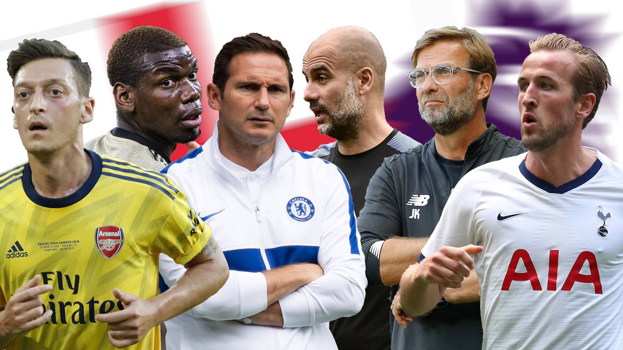 Die Top-Teams der Premier League im Favoriten-Check