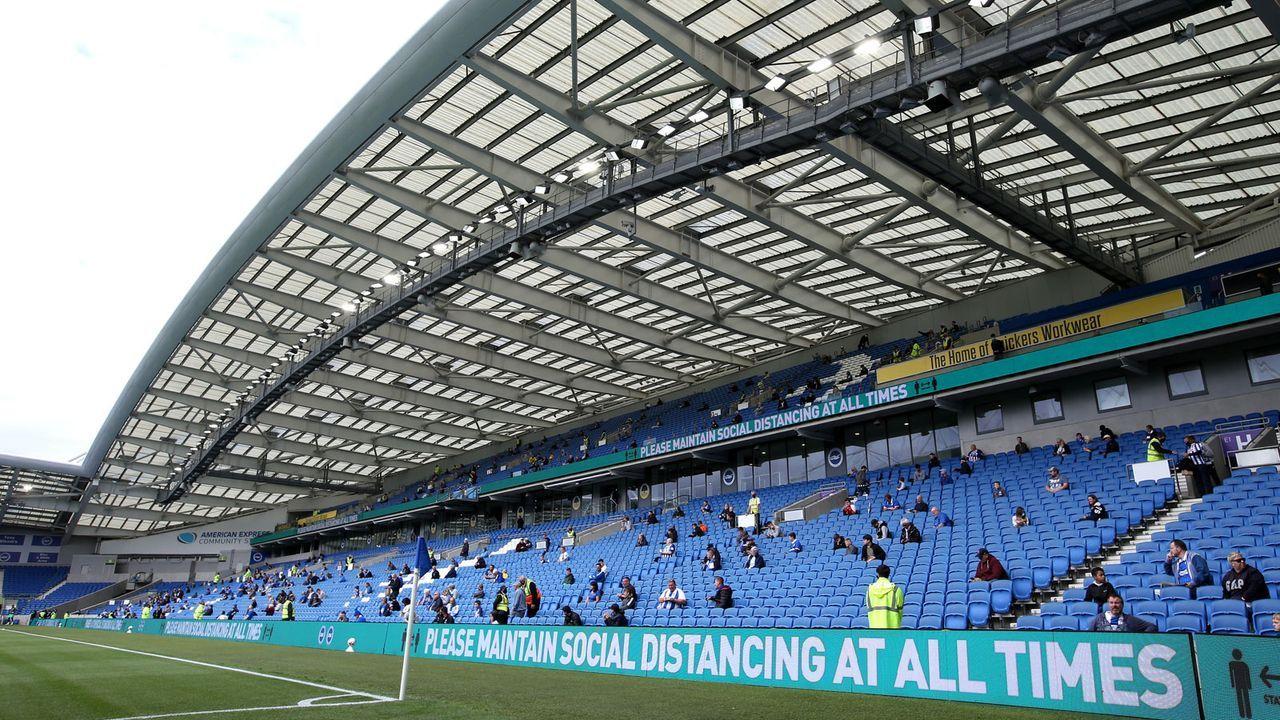 Brighton & Hove Albion – FC Southampton (Montag 21.00 Uhr) - Bildquelle: 2020 Getty Images