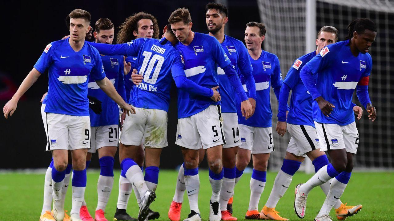 Platz 10: Hertha BSC - Bildquelle: Getty Images