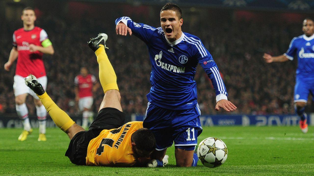 Offensiver Mittelfeldspieler: Ibrahim Afellay - Bildquelle: Getty Images