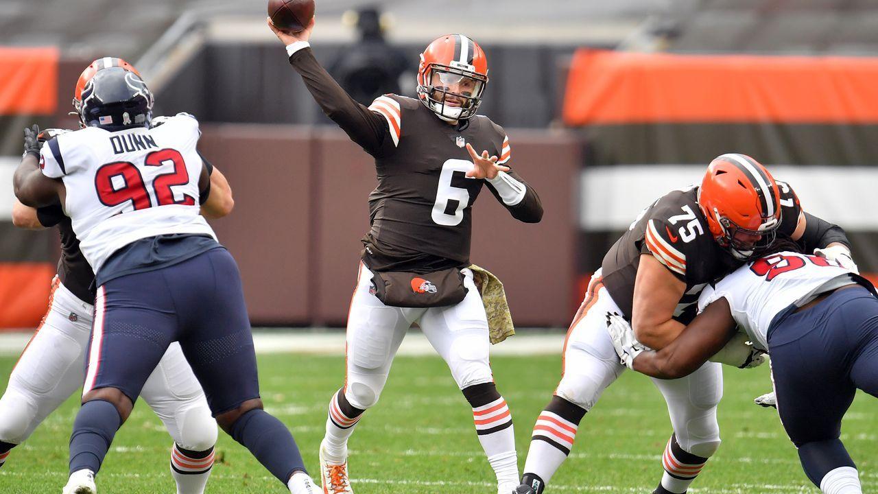 Cleveland Browns - Bildquelle: 2020 Getty Images